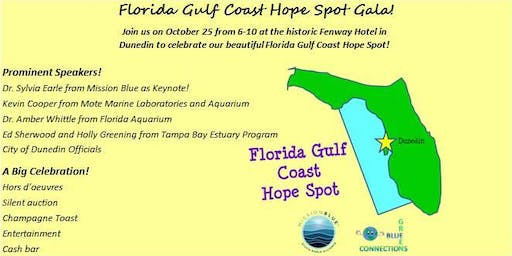 Florida Gulf Coast Hope Spot Launch Gala