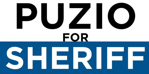 Puzio for Sheriff Canvass: Lambertville