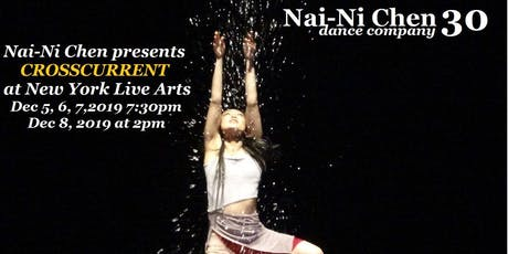 CrossCurrent, Nai-Ni Chen Celebrates 30 Years of Dance Making tickets