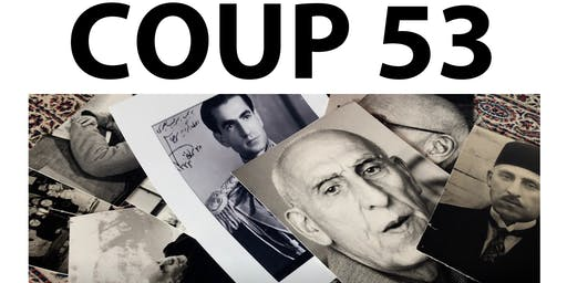 'Coup 53' Screening