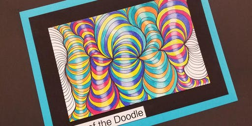 Art of the Doodle w/Pam