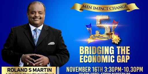 Men Impact Change 5th Year Anniversary Gala