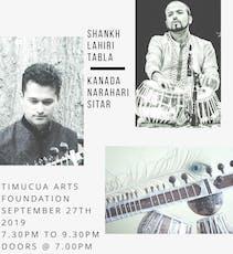Kanada Narahari: Indian Evening Raagas tickets