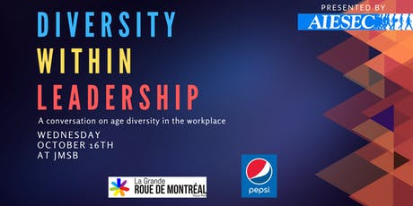 DIVERSITY WITHIN LEADERSHIP tickets