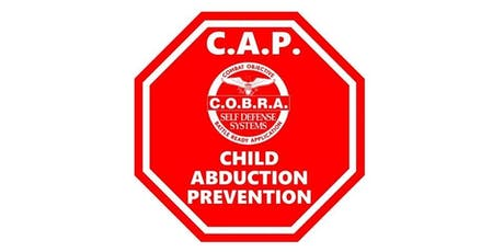 Child Abduction Prevention Program - CAP tickets