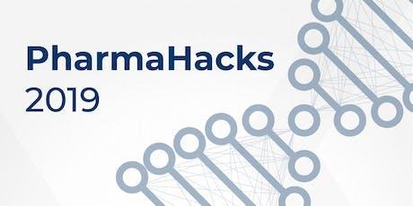 PharmaHacks 2019 tickets