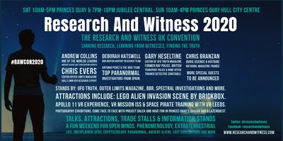 Research And Witness 2020