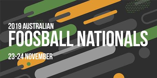 2019 Australian Foosball Nationals