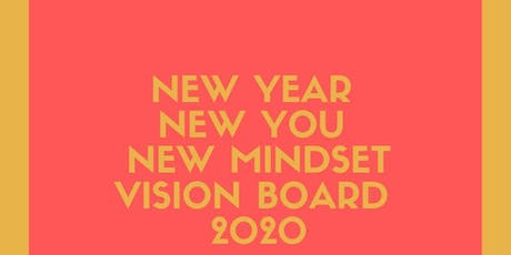 New Year, New You 2020 Vision Board tickets