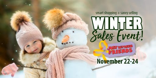 Just Between Friends Lee's Summit Winter 2019 - HUGE Sales Event
