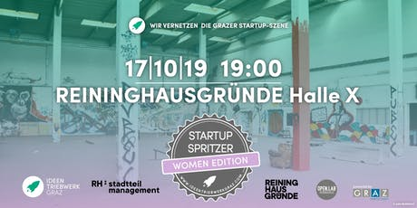 Startup Spritzer #60: Women Edition Tickets