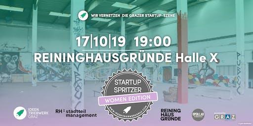 Startup Spritzer #60: Women Edition