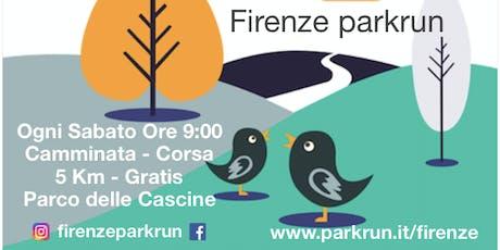 Firenze parkrun  biglietti