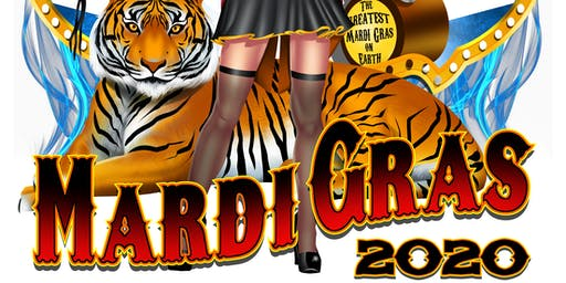 St Andrews Mardi Gras 2020 VIP TIckets