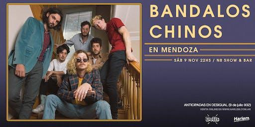 Bandalos Chinos en Mendoza