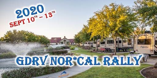2020 5th Annual Grand Design RV Northern California Rally