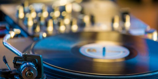 Vinyl Records with Virgil Normal and Christine