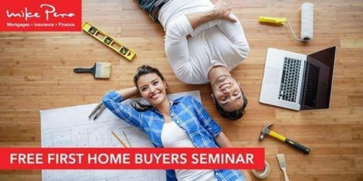 First Home Buy Seminar