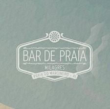 Bar de Praia - Milagres logo