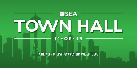 AIGA Seattle - Community Town Hall tickets