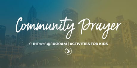 Hyde Park Community Prayer tickets