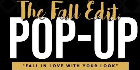 The Fall Edit Pop-Up