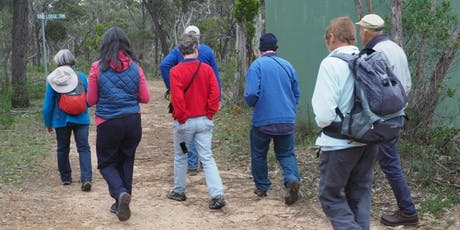 Sir John Cleland Memorial walk - Boundary hike tickets