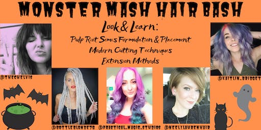 Monster Mash Hair Bash