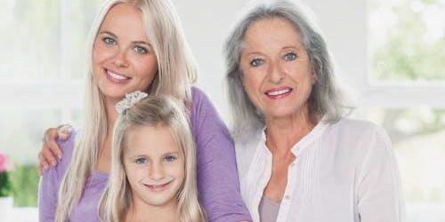 Sunny Essentials Women for Wellness