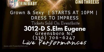 Copy of New Years Eve Party Greensboro