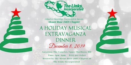 Holiday Extravaganza - Mount Rose Chapter of the Links Incorporated tickets