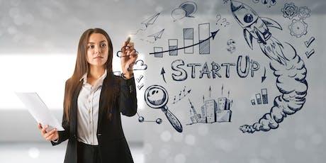 Business Basics for Start-ups - 16 October 2019 tickets