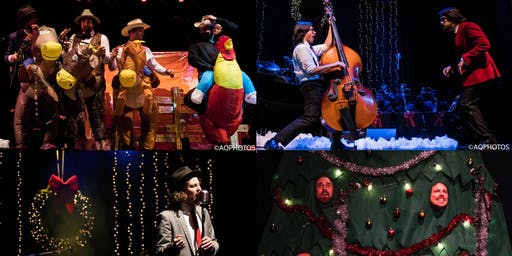 Gulf Coast Regional Blood Center PRESENTS - The Grand Ol Christmas Show