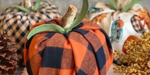 DIY Diffuser Pumpkins