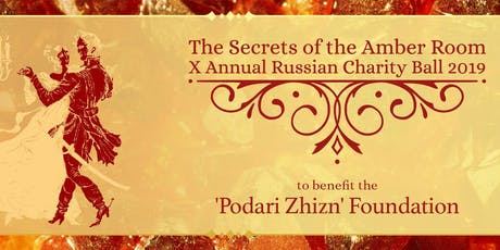 X Annual Russian Charity Ball in Hong Kong  tickets