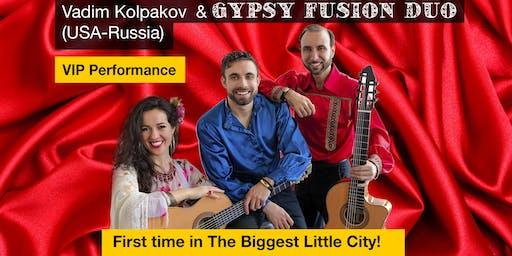 Vadim Kolpakov  &  Gypsy Fusion Duo