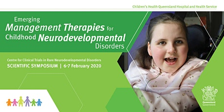 Emerging Management Therapies for Childhood Neurodevelopmental Disorders tickets