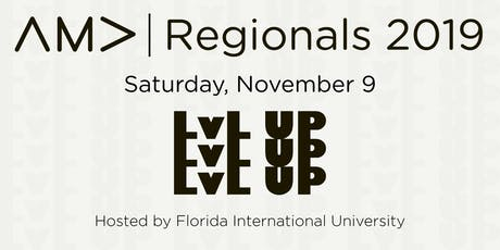 AMA FIU Florida Regional Conference 2019 tickets
