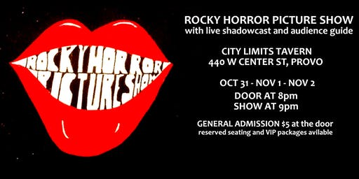 Rocky Horror Picture Show with Live Shadowcast