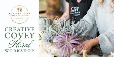 PWAF 2019 | Creative Covey Floral Workshop tickets