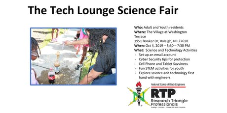 The Tech Lounge Science Fair tickets