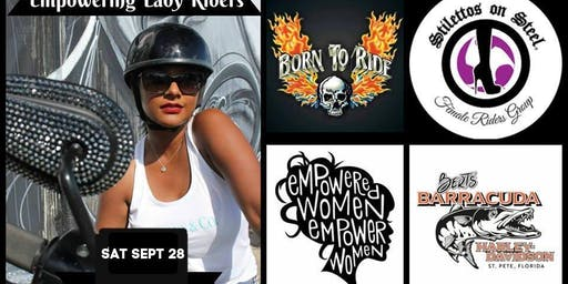 Born to Ride presents Empowering Lady Riders!