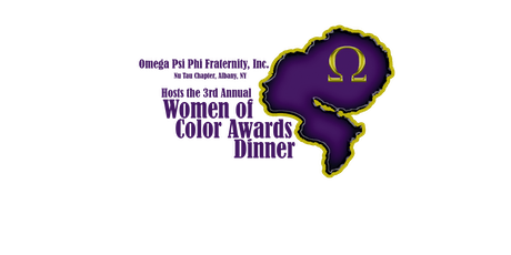 3rd Annual Women of Color Awards Dinner tickets