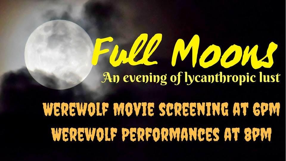 Full Moons: A Night of Lycanthropic Lust
