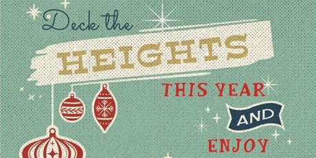 Deck the Heights tickets