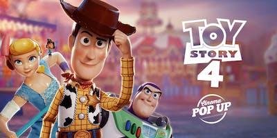Cinema Pop Up - Toy Story 4 - Lilydale