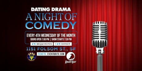 Dating Drama: A Night of Comedy tickets