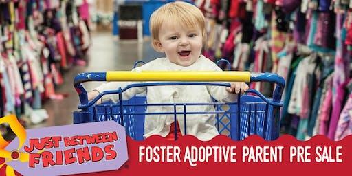 JBF Foster/Adoptive Parent PreSale