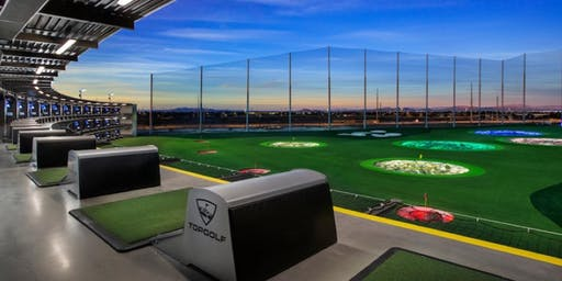 Top Golf with the Alphas