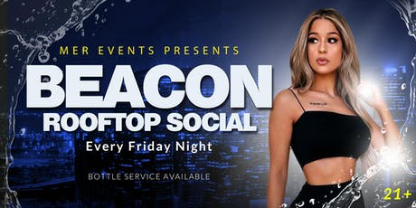 Friday Rooftop Social tickets
